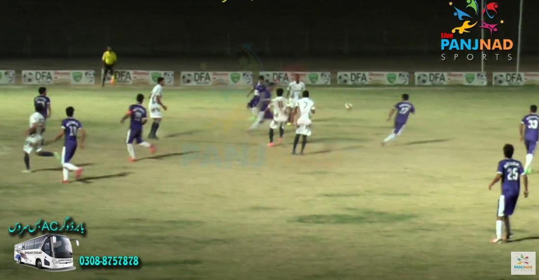 Navy prevail over Baloch FC in PPFL