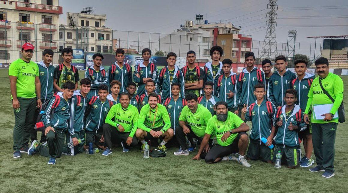 SAFF U15 football championship: Pakistan ready for Nepal test in semis [Express Tribune]