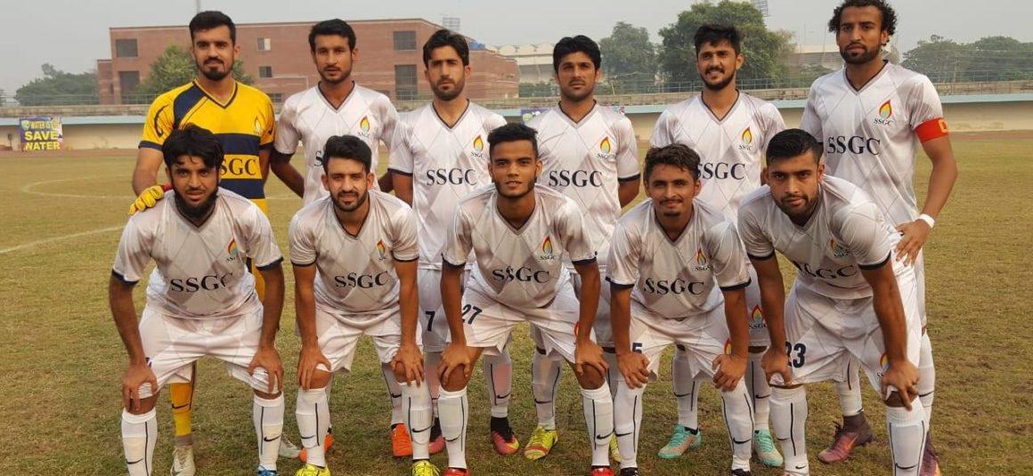 Habib enables SSGC to break KRL's unbeaten run [The News]