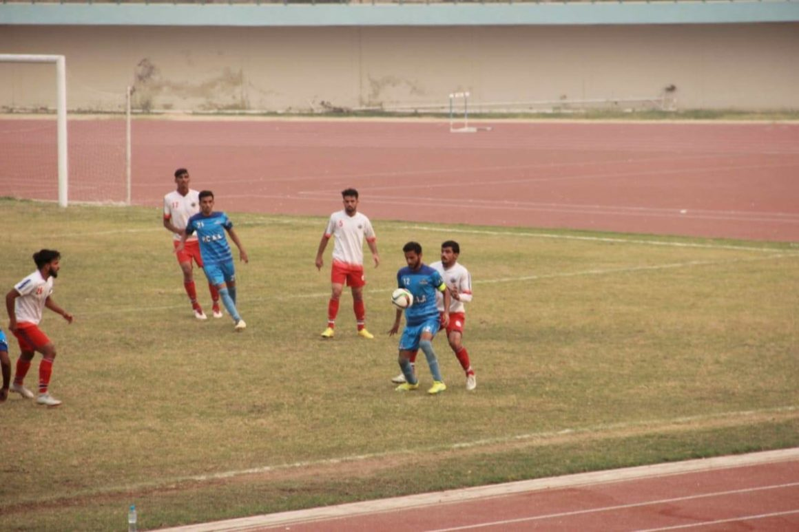 PAF hold KRL to 1-1 draw [The News]