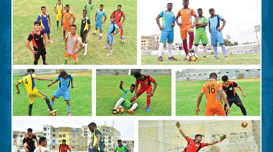 Agra Taj FC clinch K-Electric Lyari Football League [The News]