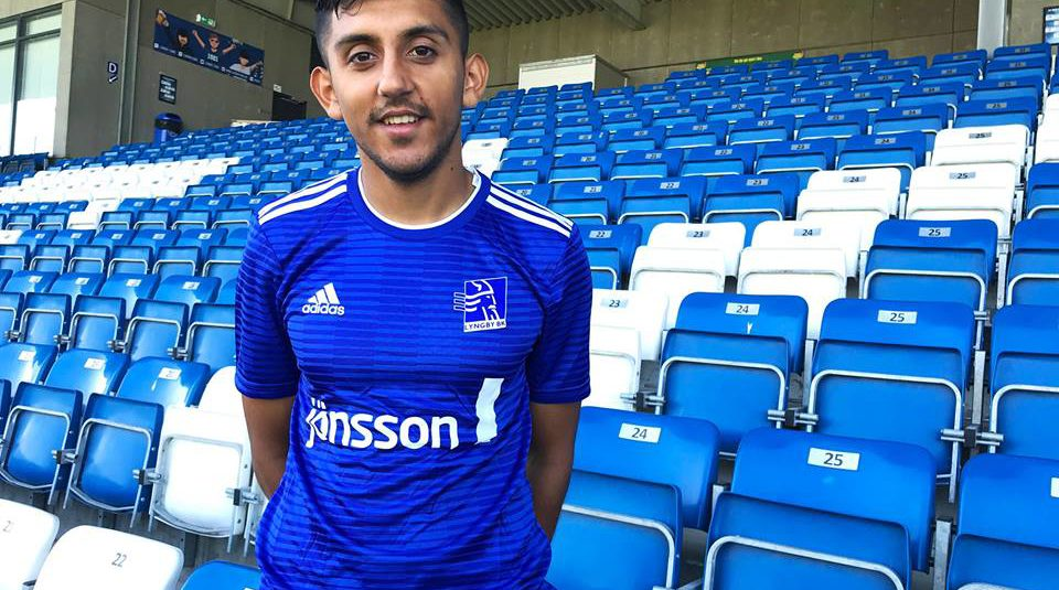 Pakistan-Palestine friendly: Adnan likely to make international debut [The News]