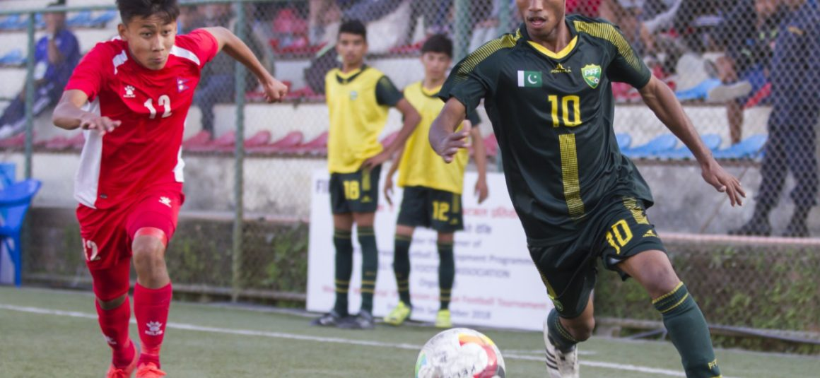 Pakistan reach SAFF Under-15 C'ship final [The News]