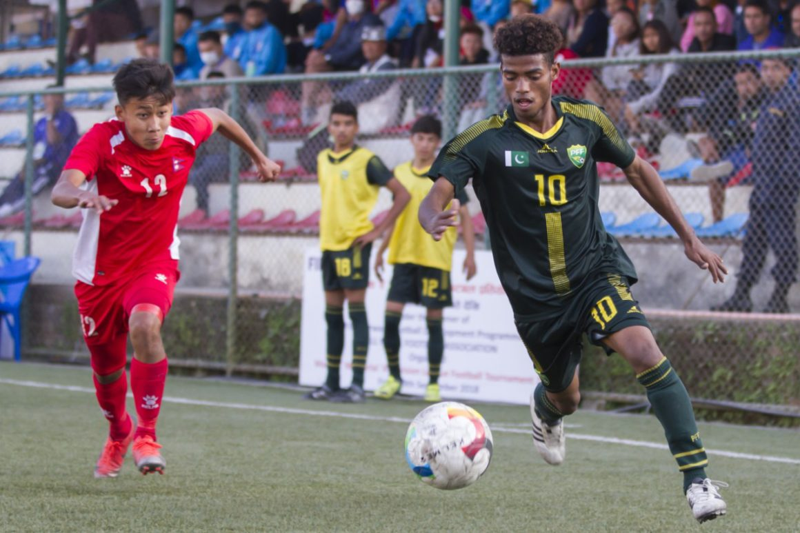 Pakistan reach SAFF Under-15 C'ship final [The News]