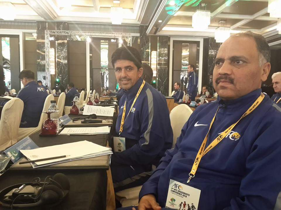 Drastic changes needed to lift Pak football: Essa [The News]