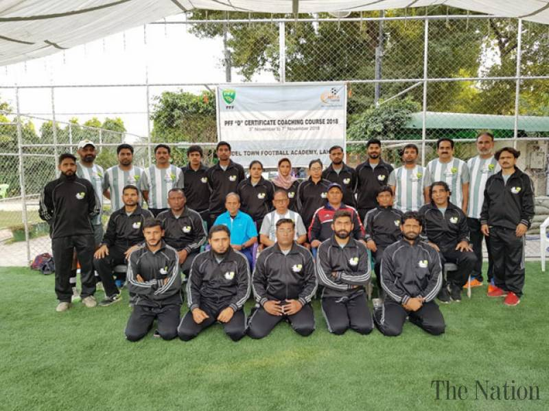 PFF 'D' certificate coaching course [The Nation]