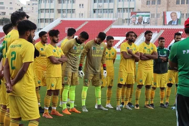 Pakistan face strong Palestine test in international friendly [PREVIEW]