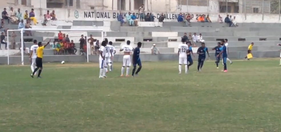 KPT recover to snatch draw against SNGPL [The News]