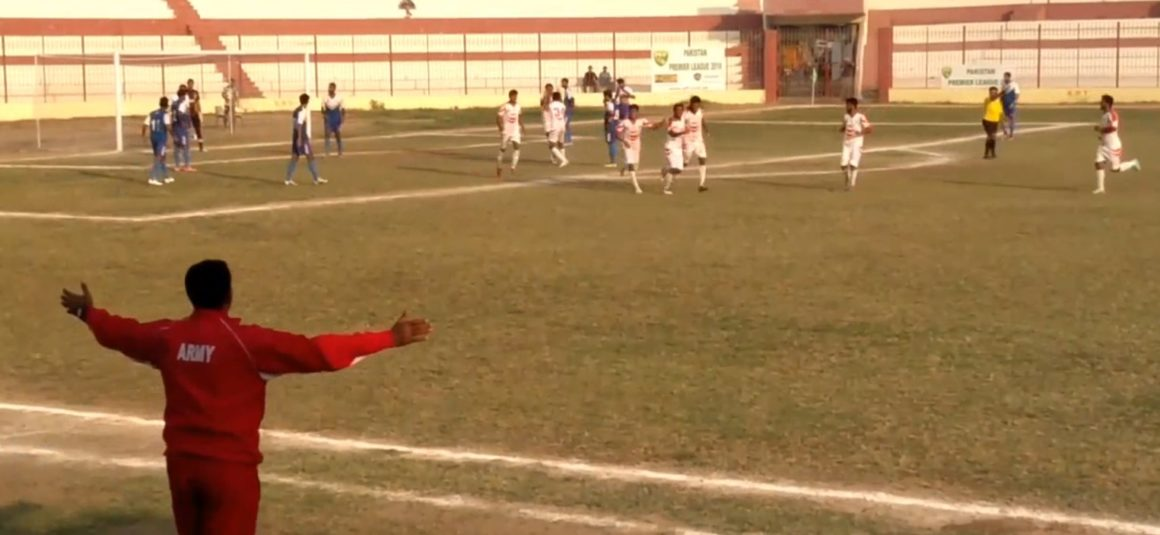 SNGPL hold Army in PPFL [The News]