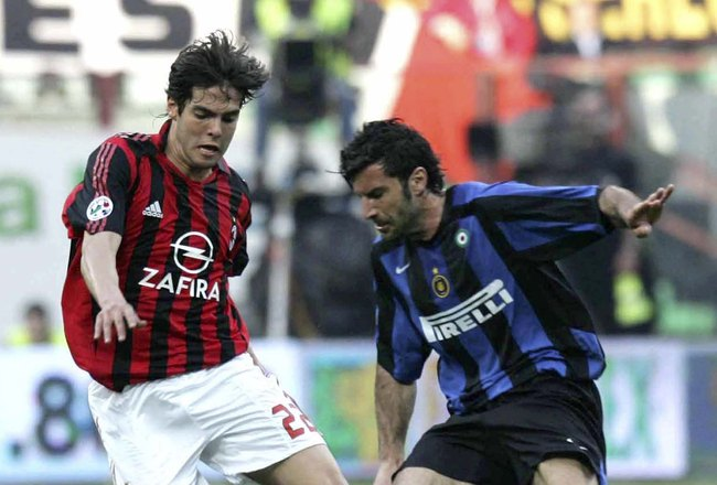 Football stars Kaka, Figo to visit Pakistan in January [GEO]