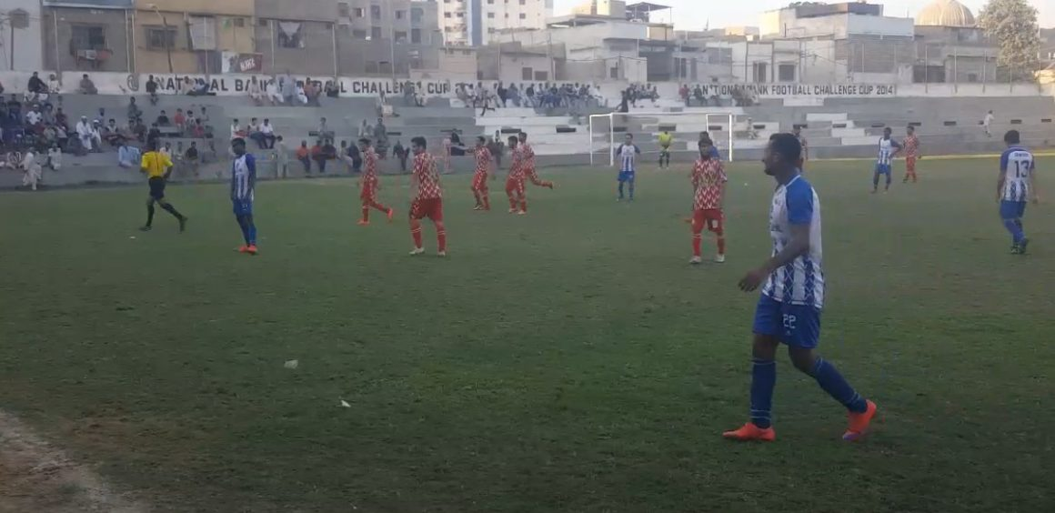K-Electric slump continues with goalless draw [The News]