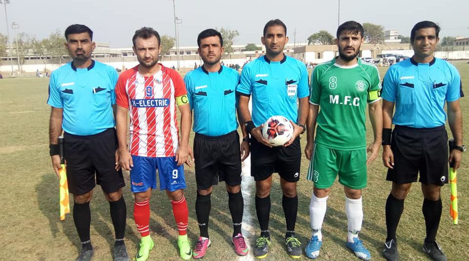 K-Electric overwhelm Muslim FC [The News]