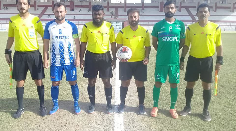 K-Electric record comfortable win over SNGPL [The News]