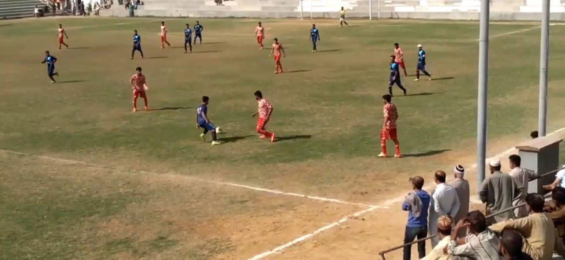 Umair's double helps Afghan FC overwhelm KPT [The News]