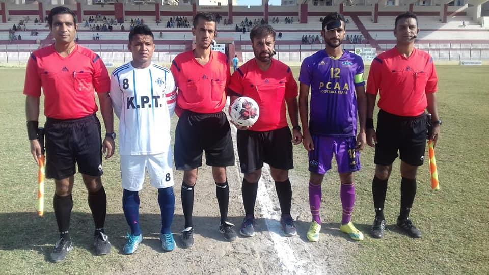 Waheed runs riot as PCAA thrash KPT [The News]