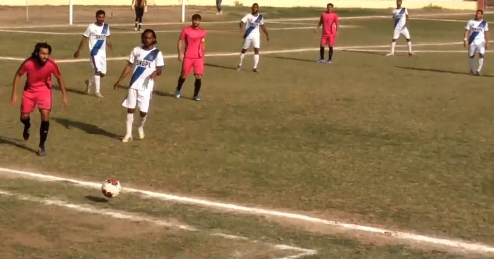 Muslim FC hold SNGPL to goalless draw [The News]
