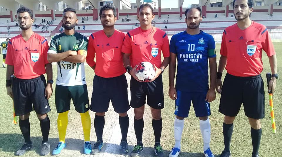 PAF pip NBP 1-0 to move to top spot [The News]