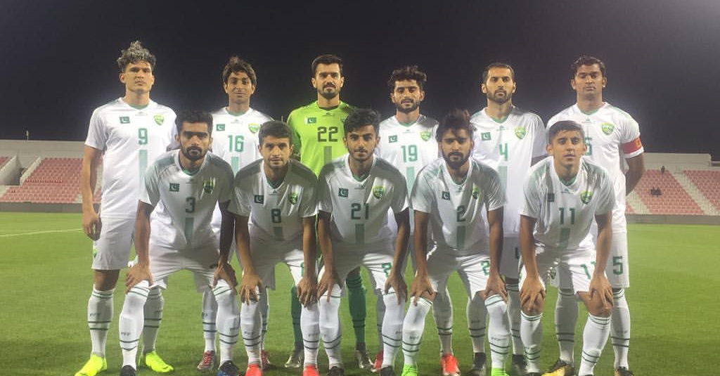 Pakistan football team out of 2020 Olympics race [Dawn]