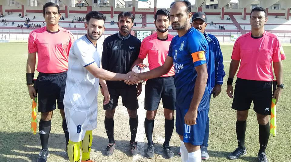 PAF stage comeback with 2-1 win over SSGC in PPFL [The News]