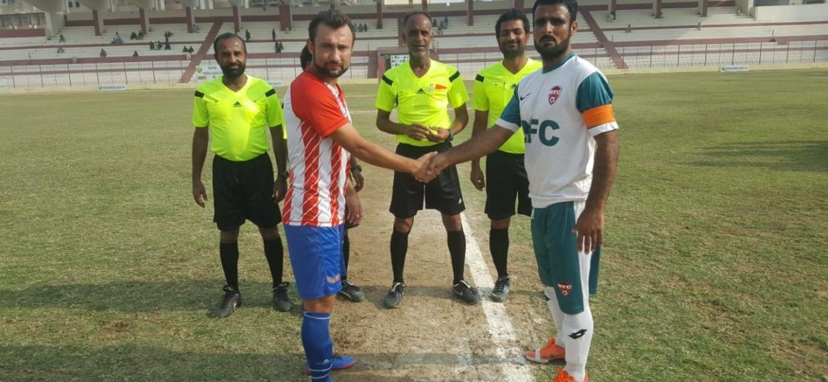 Baloch FC surprise K-Electric with draw [The News]