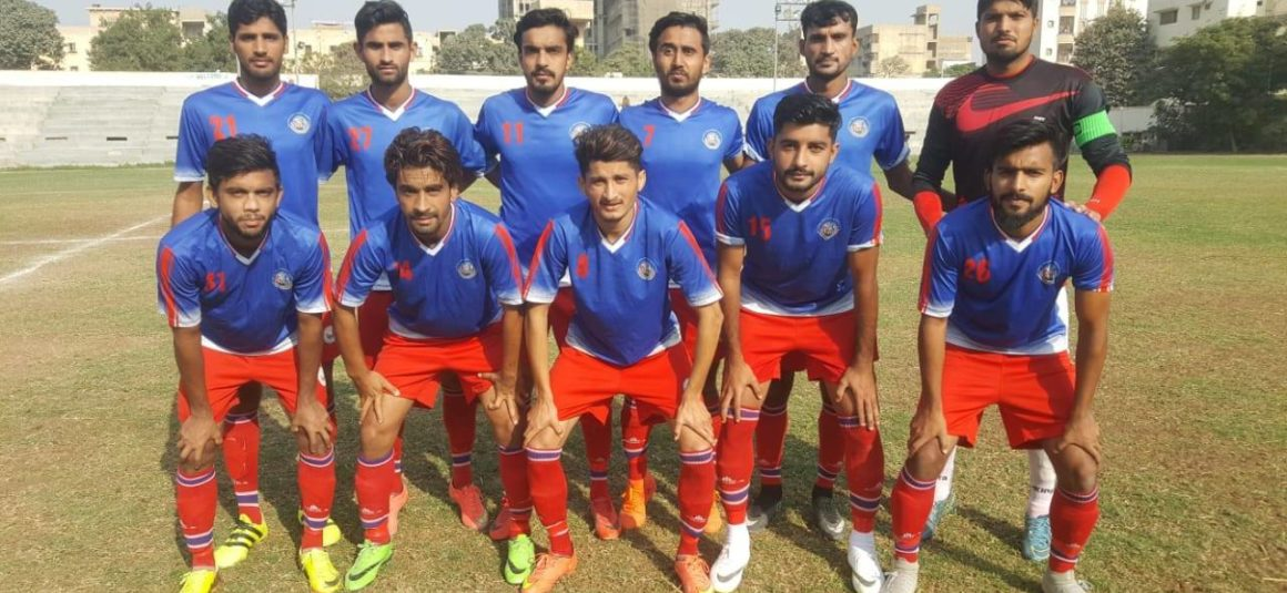 WAPDA whip Baloch FC to reach fourth spot [The News]