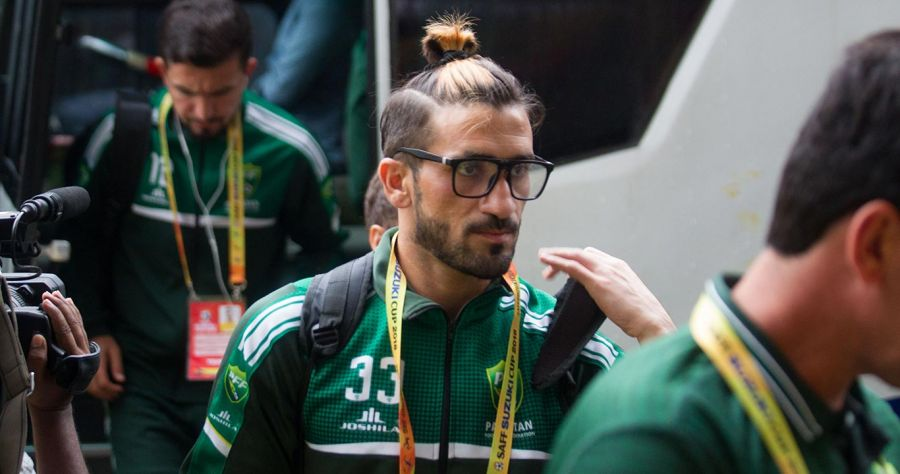 Pakistan goalkeeper quarantined twice [The News]