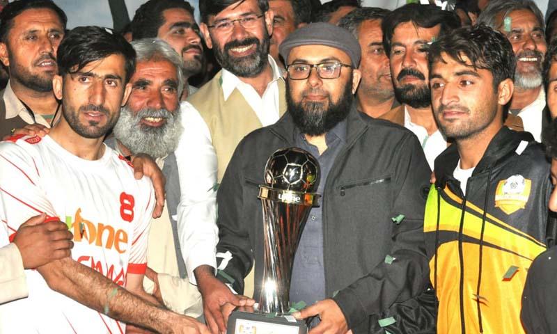Afghan FC clinch Ufone Balochistan Football Cup