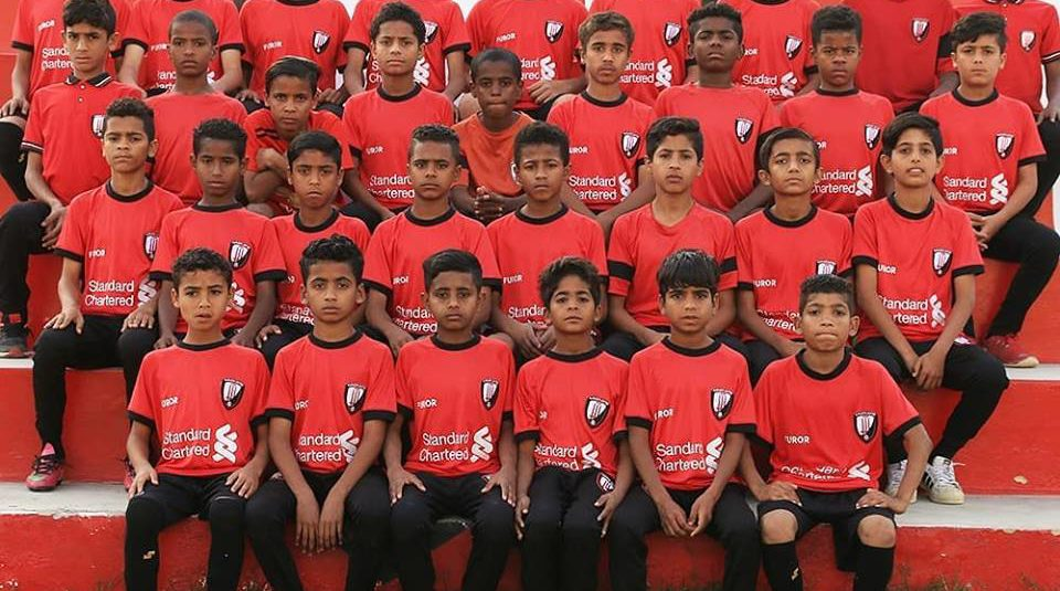 Standard Chartered U12 Youth League champions invited to play in Qatar [The News]