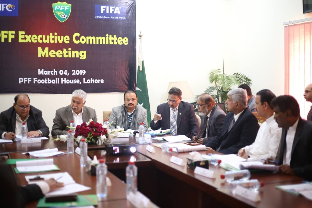Newly-elected PFF names Sheikh Siddique as general secretary