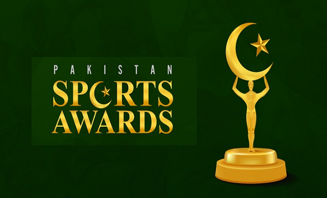 First ever Pakistan Sports Awards held in Karachi