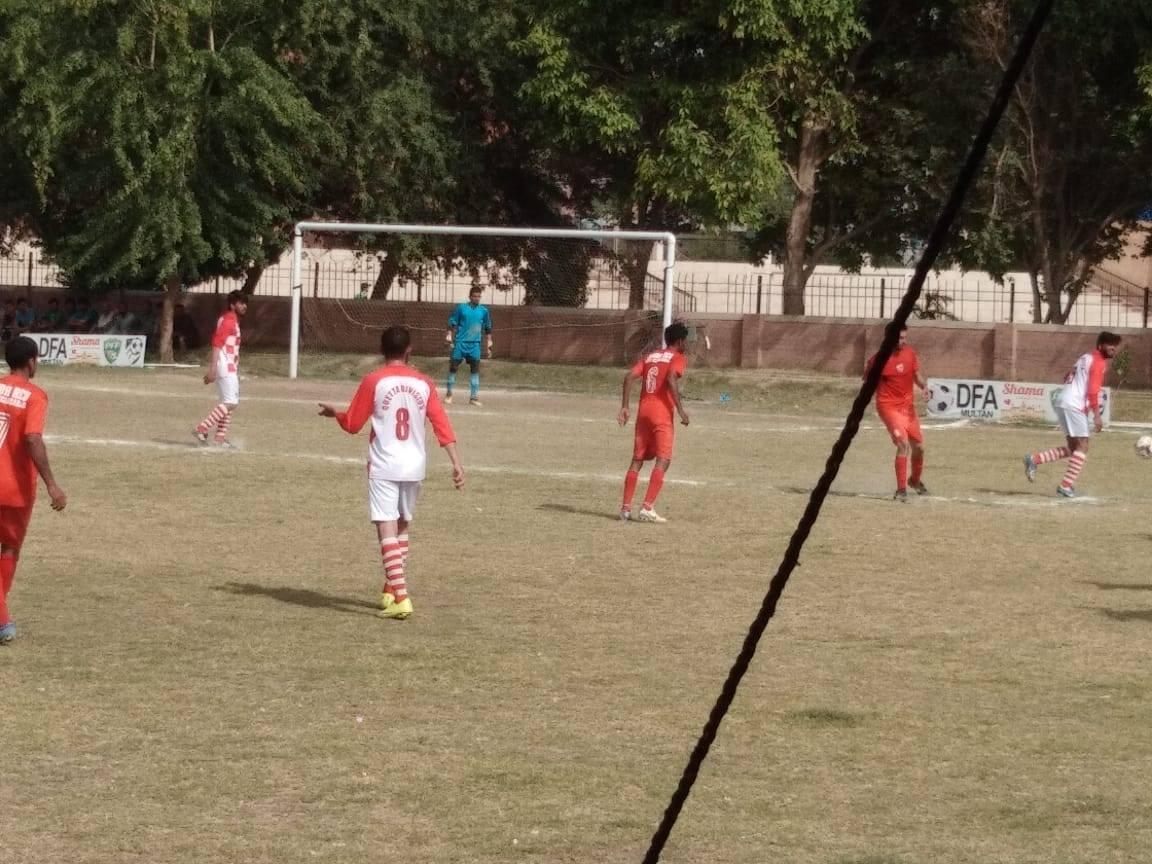 Gujranwala, Malakand move into PFF Inter-City quarters [The News]