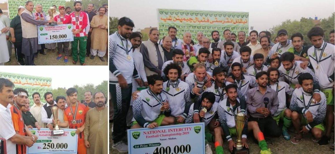 Islamabad clinch Inter-city football title [The News]