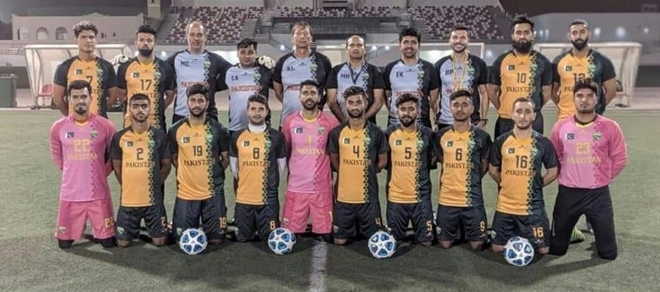 Pakistan face Bahrain Under-23 team in practice match today [The News]