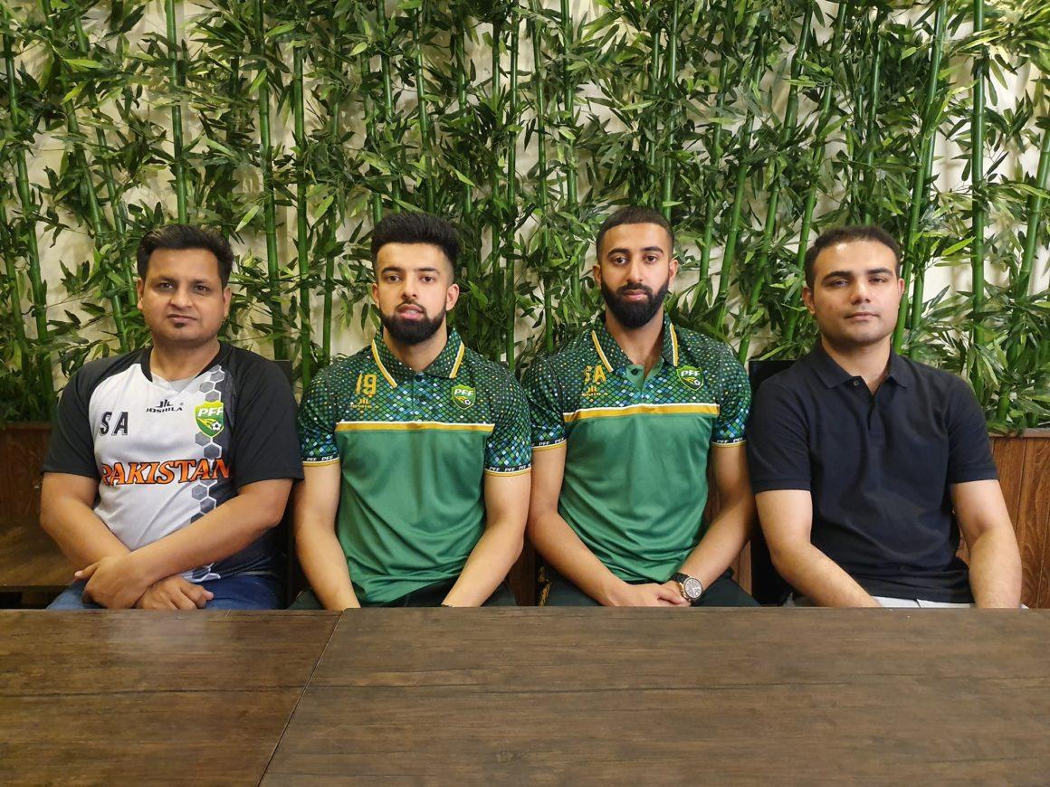 England-born brothers Samir, Rahis join Pakistan camp at Bahrain [The News]