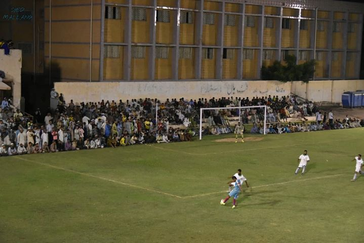 Naya Nazimabad Ramadan Night Football from April 18 [The News]