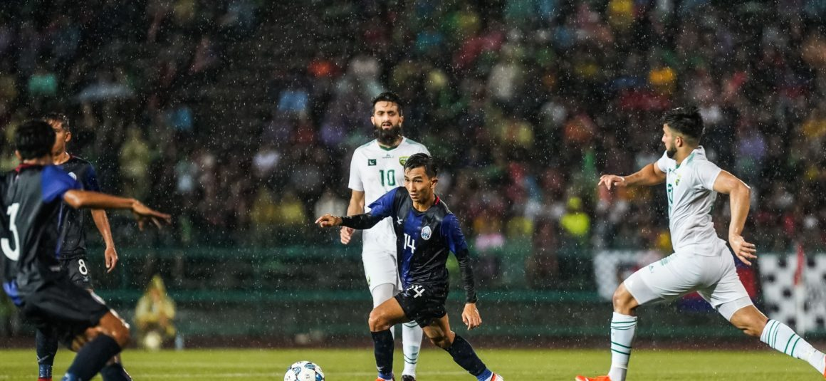 Road to Qatar 2022: Pakistan need big win vs Cambodia in 2nd leg of Asian Preliminaries [FPDC Preview]