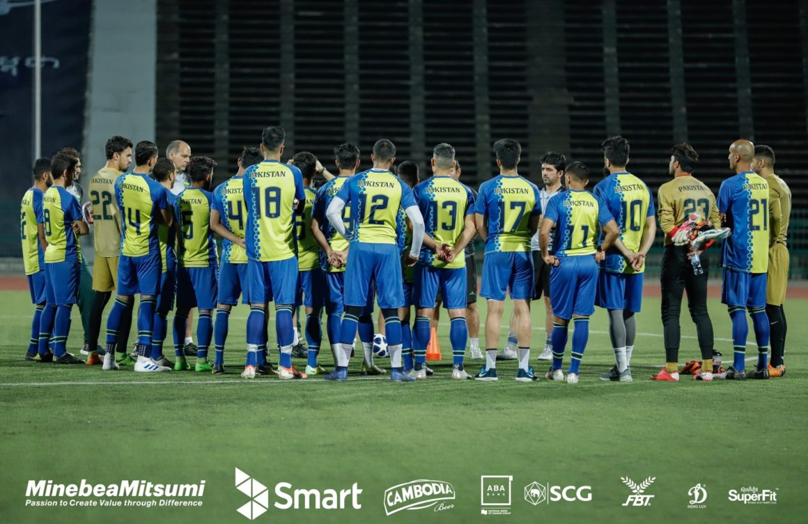 Road to Qatar 2022: Pakistan face hosts Cambodia in 1st leg of Asian Preliminaries [FPDC Preview]
