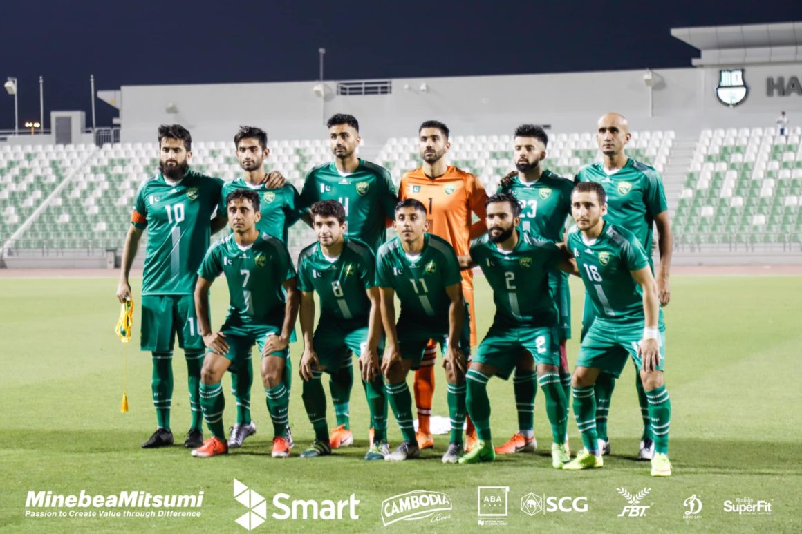 Pakistan go down against Cambodia after taking lead [The News]