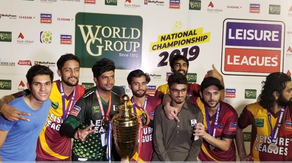 Lahore's BataFC to represent Pakistan at Socca World Cup [The News]