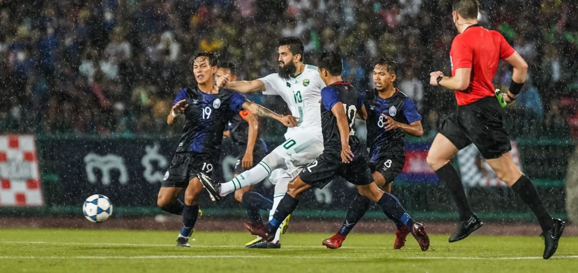 'Football is not safe in Pakistan': striker Hassan rues lack of proper structure [The News]