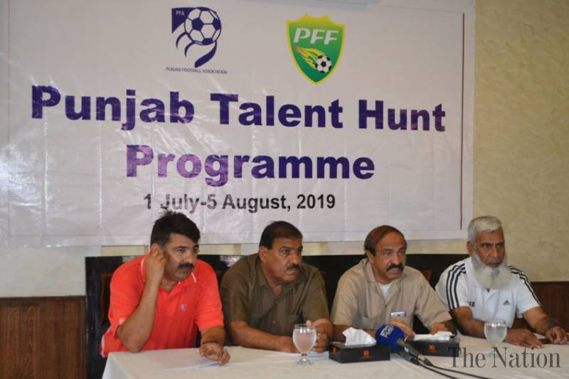 PFA to hold Punjab Talent Hunt program [The Nation]