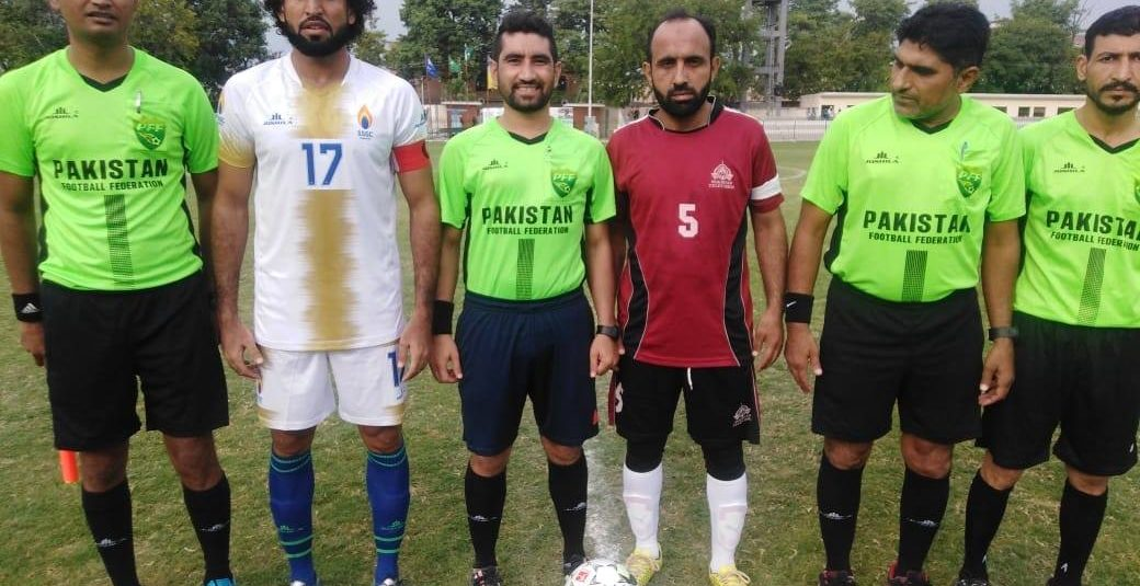 PTV stun SSGC with draw in Challenge Cup [The News]