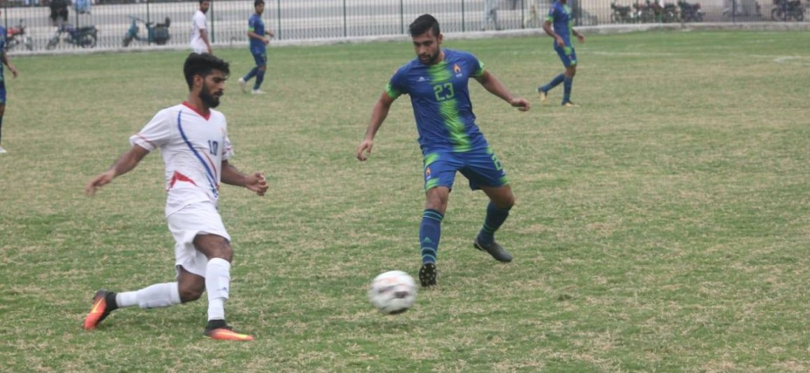 SSGC storm into Challenge Cup final [The News]