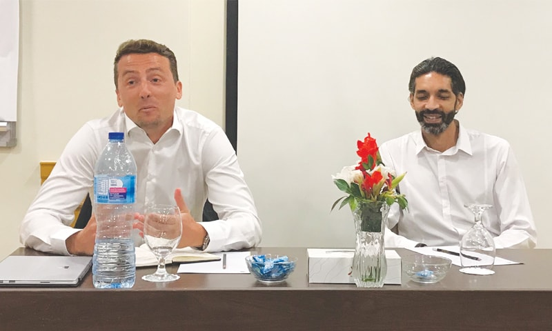FIFA statement a validation of our work, says PFF NC chair Humza Khan