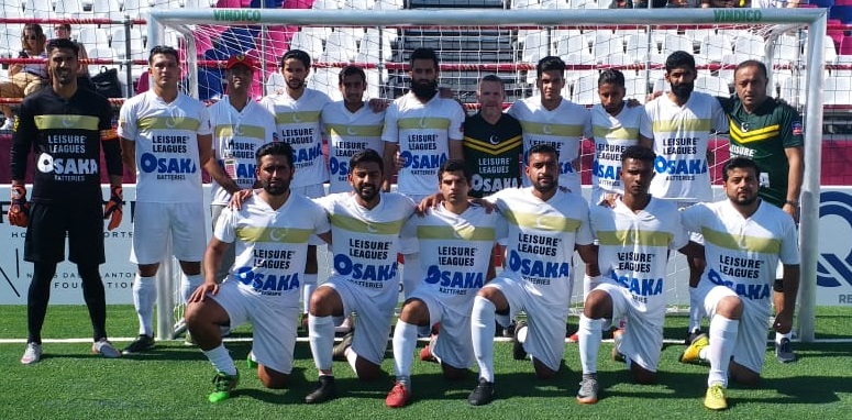 Pakistan loses second game in Socca World Cup