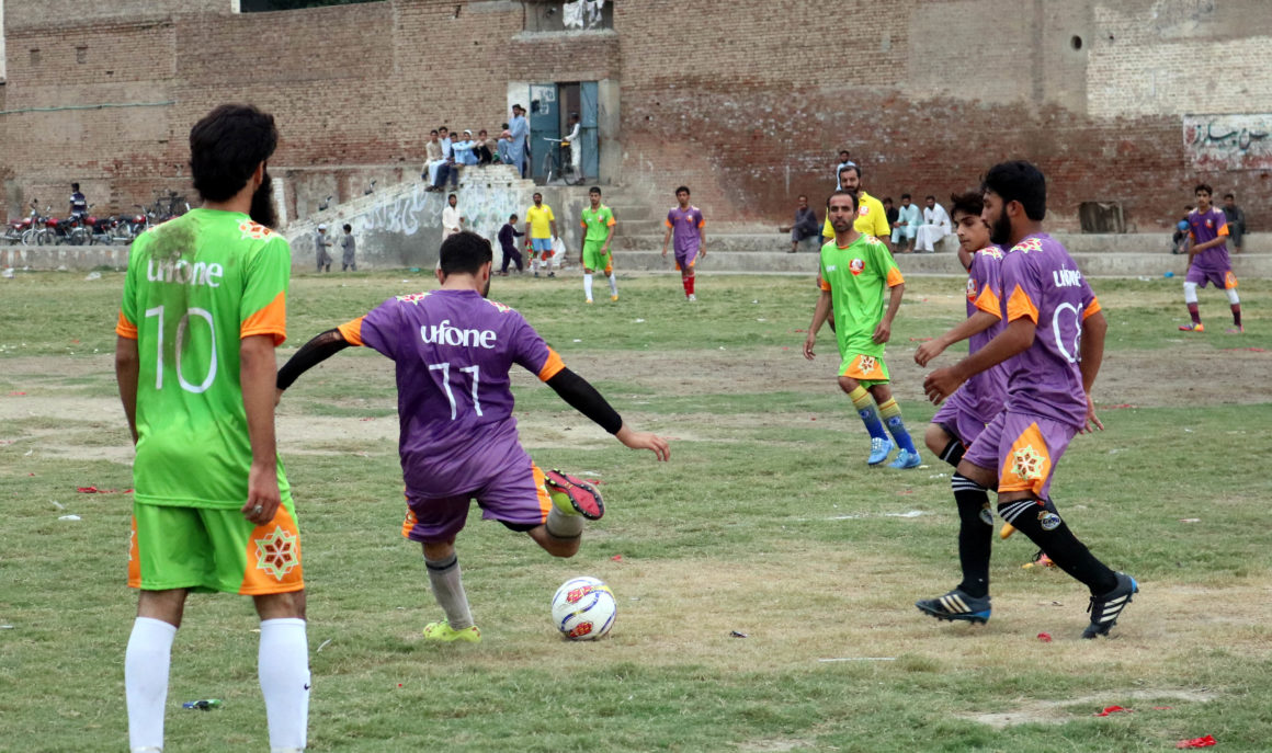 Ufone KPk Cup: Matches conclude in six cities