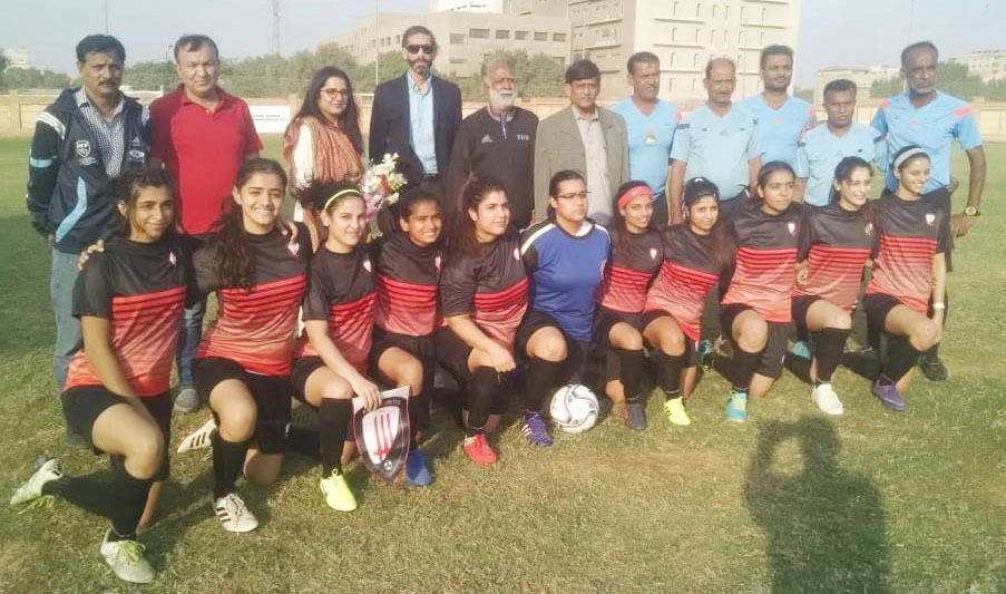 Karachi United kickoff National Women Championship with win