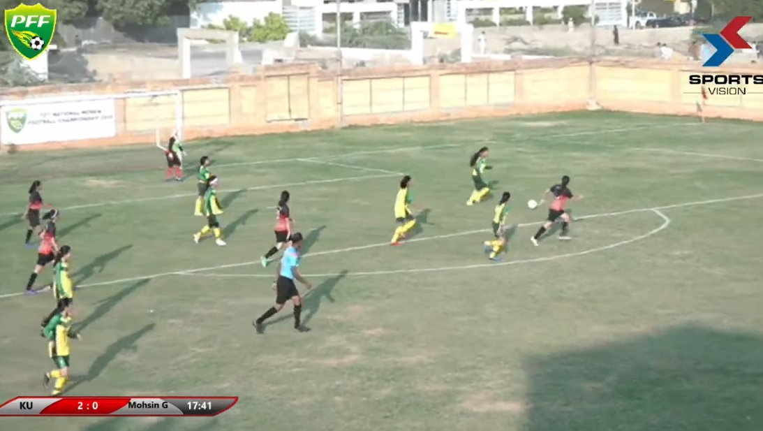 Questions raised about Women Football C'ship knockout stage venue [The News]