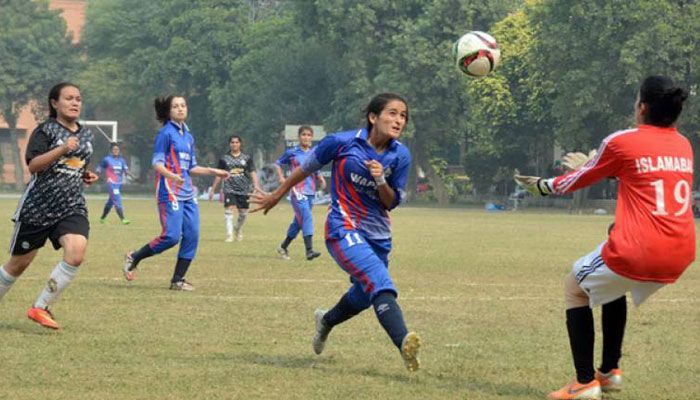 National Women Football Championship to commence from Nov 25 [Geo]