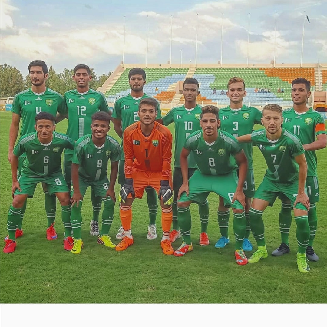 Kuwait edge Pakistan in AFC U-19 Championship qualifier [Dawn]